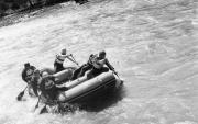 Рафт - надувное судно для сплава по горным рекам